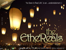 The Ethereals. Floating lanterns redefining realism in SL