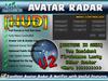 >> Ultimate Avatar Radar & Notifier >> Sim-Wide Full Scan HUD #.5