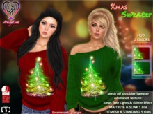 Xmas Tree Sweater