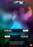 3FX Couple Dance FallinLove (single) *BOXED*