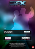 3FX Couple Dance oneMoment (single) *BOXED*