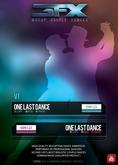 3FX Couple Dance onelastDance (single) *BOXED*
