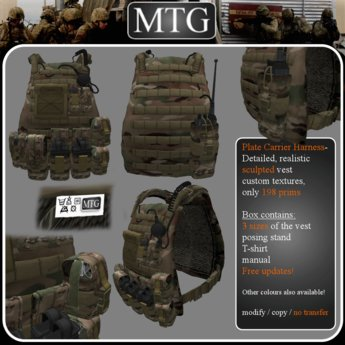 >>MTG<< Plate Carrier Harness MULTICAMIL box 1.0 >>SALE -50%<<