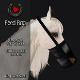 .Hoof Hearted.   Feed Bag
