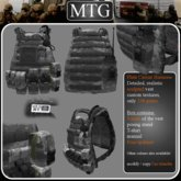 >>MTG<< Plate Carrier Harness UCP box 1.0 >>SALE -50%<<