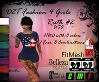 =D2T Fashion 4 Girls= Ruth #2 USA *Various* [add2unpack]
