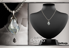 GeWunjo : FINETTA diamond necklace DEMO