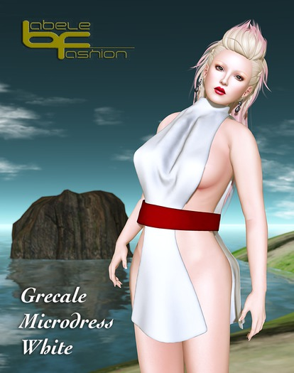 Babele Fashion :: Grecale White