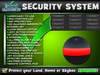 **NEW** Mint Premium Security Orb : Protect your land, home or skybox