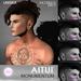 AITUI™ - Etched Hair Bases - Monumentum [Unisex]