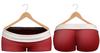 Blueberry - Sylvia Mesh Yoga Shorts - Maitreya/Belleza/Slink - Red