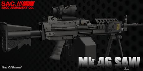 [SAC] Mk.46 MOD 0 SAW v1.50 Box