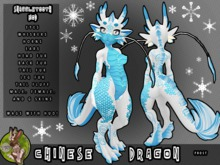 [TJR] CHINESE DRAGON [FROST]