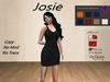 Josie Dress with HUD