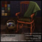 {RW} Heritage Rocking Chair Set