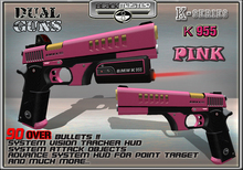 .BOX BlackMaster -Guns K-955 V2 PINK (MESH) V2