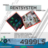 [.:MBS:.] Rent Table System