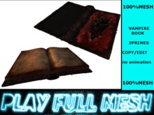 **Vampire Book**PlayFullMesh