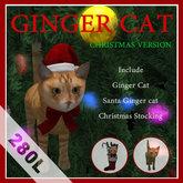 PROMO Christmas Cat
