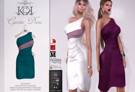 :::KC::: Cyntia Dress