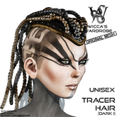 Wicca's Wardrobe - Tracer Hair [Dark I] [BOXED]