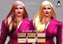 {B}DANIA HAIR - BLONDIE PACK