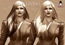 {B}DANIA HAIR - DEMO