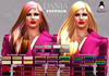 {B} DANIA HAIR - FATPACK - 44 COLOURS