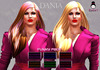 {B}DANIA HAIR - FUNKY PACK