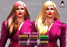 {B}DANIA HAIR - MAGIC PACK