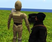 C3PO starwars 7 prim