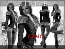 {SD} (Demo) PRETTY WOMAN (Slink & Omega Appliers)