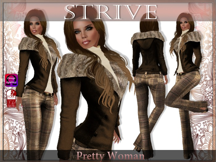 {SD} PRETTY WOMAN (Slink & Omega Appliers)