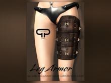 Pure Poison - Leg Armor [BOXED]