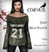 Corvus : Enemy Megan Pullover