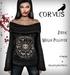 Corvus : Zodiac Megan Pullover