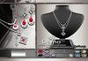 GeWunjo : LARA jewelry set silver DEMO