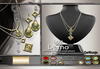 GeWunjo : LARA jewelry set gold DEMO