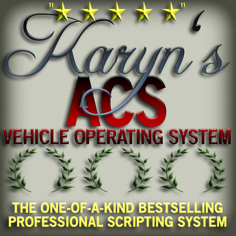ACS Vehicle Operating System v6.05+ mesh-enabled bestselling vehicle scripting system for motorcycles, cars and boats