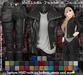[Syn] Melinda Pants & Jacket (Texture HUD, Slink, Materials enabled)