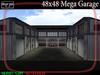 48x48 Mega Garage / Mechanic Workshop