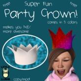 Little Llama - Party Crowns