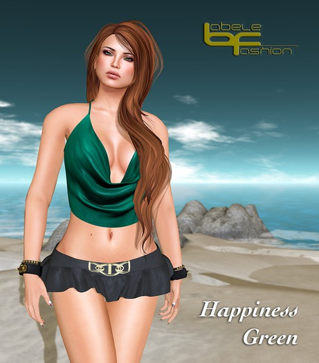 Babele Fashion :: Happiness Green