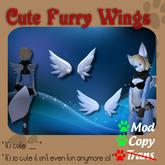Cute Furry Wings