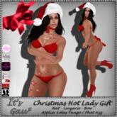 *It's Gau* Christmas Hot Lady