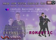 VISTA ANIMATIONS-MOCAP COUPLES ADDON ROMANTIC