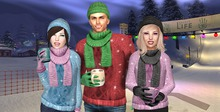 Second Life Winter 2016 Free Gifts