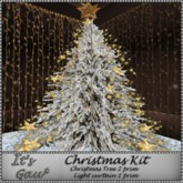 *It's Gau* Christmas Kit