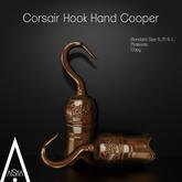 .AiShA. Corsair Hook Hand Cooper