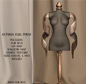 Asteria Full Perm - Wrap Fur Boa - Full Permission